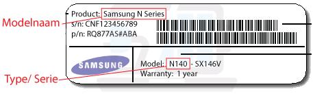 Samsung-laptop-adapter-model-nummer