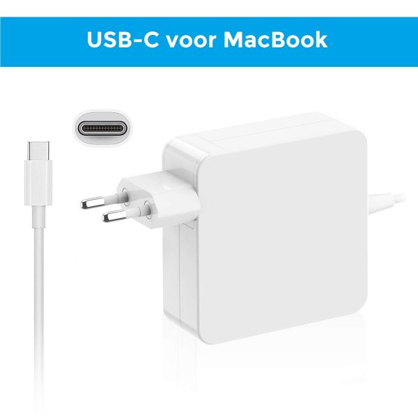 usb c macbook oplader